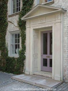 .lavender door