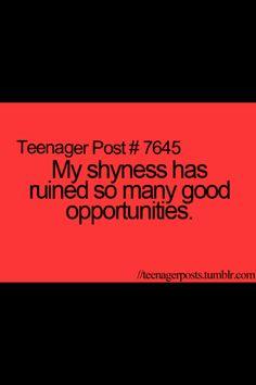 My biggest downfall....