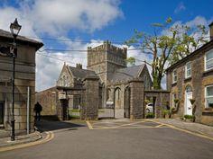 St Brigid's Ci Cathedral, Kildare Town, Co Kildare, Ireland