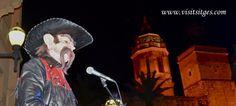 Carnestoltes y su séquito toman el Ayuntamiento de Sitges, Carnaval 2013