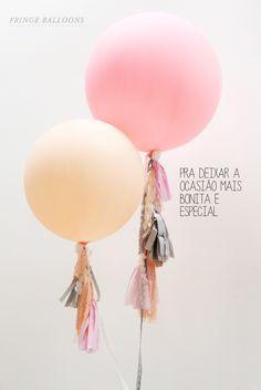 balão-decoração de festas