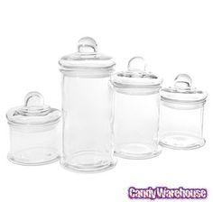19 best glass candy jars images candy buffet dessert table candy rh pinterest com