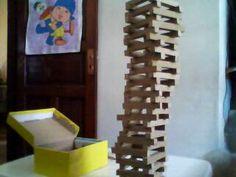 Apilar bloques caseros