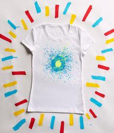 T-shirt collection by Hervé Tullet - http://www.petit-bateau.fr/?CMP=SOC_11732&SOU=&TYP=SOC&KW=pinterest #petitbateau #hervetullet #tshirt