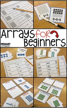 Primary Possibilities: Arrays for Beginners