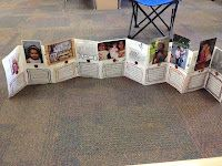 Buzzing About Second Grade- Timeline autobiography...and beach and ocean end of school
