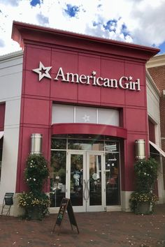 American Girl is so much more than a store! It's a magical experience! A dream come true for little girls (and their moms!) That is why we've brought you 7 Tips For A Magical Experience To An American Girl Store! #americangirl #americangirldoll #momlife #