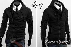 FASHION COWOK | Toko Jaket Online | Jaket Crows Zero | Jaket Korean Style | jual murah Korean Casual Jacket Style Kode : SK-17 Harga : 275.000 Size : S, M, L, XL  Melayani pengiriman ke seluruh Indonesia. Untuk di Yogyakarta kita melayani COD juga lho gan. Langsung hubungi Kontak CS ya untuk informasi lebih lanjut. :)  Pin BBM : 2BC218D2 Hp : 085713222114  Untuk pembayaran bisa melalui Rekening BCA, BNI, BRI atau MANDIRI  Terimakasih,, Ditunggu Segera Orderannya...