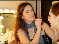 Lisa Eldridge - Making it in Make Up: First Step. Becoming A Makeup Artist, Makeup Artist Tips, Beauty Tutorials, Hair Tutorials, Makeup Tutorials, Emo Makeup, Beauty Make Up, Beauty Stuff, Beauty Tips