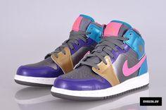 Air Jordan 1s. They remind me of Jem! :)