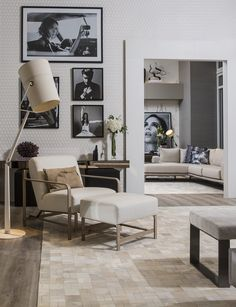 Luciana Fragali inspired by Victoria Beckham Interior Styling, Interior Decorating, Interior Design, Living Room Interior, Home Living Room, Interior Exterior, Beautiful Interiors, Home Decor Inspiration, Decoration