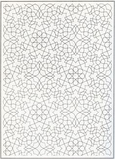 Arabic Geometrical Pattern
