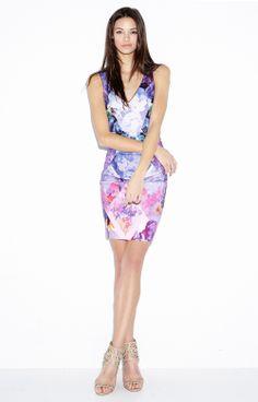 Petra Blue Eden Dress - Dresses