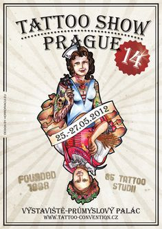 Prague Tattoo Convention 2012
