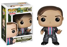 Pop! TV: Breaking Bad - Saul Goodman | Funko.        Better Call Saul!!!