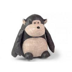 Monkey Tunks Doorstop, Available on MyList.ae #mylist #babyroom #decor #inspiration #birth #nurseryideas