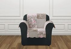 Sure Fit Slipcovers Heirloom Furniture Cover - Chair