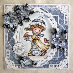 Scrapcards by Marlies: en dit is nummer twee