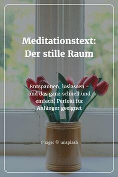"""Maxwell Maltz, der Erfinder dieser Meditation, bezeichnet sie als """"selbstgemachtes Beruhigungsmittel für Körper und Seele""""."""