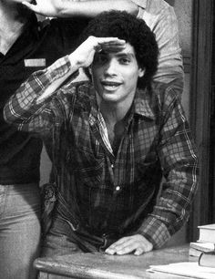 "Robert Hegyes ""John Epstein of Welcome Back Kotter"" died at age 60 on Jan 26, 2012 ©AP"