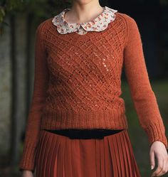 Ravelry: Fallow sweater pattern by Maria Magnusson (Olsson)