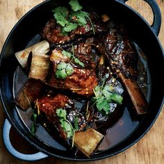 Citrus and Chile Braised Short Ribs