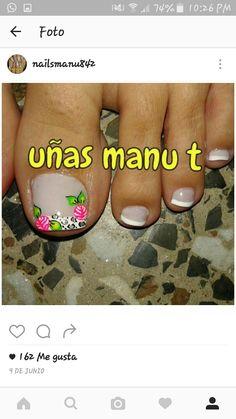 Cute Pedicures, Toe Nails, Pretty Nails, Nail Designs, Nail Art, Nail Art Designs, Fairy, Toe Nail Designs, Nail Spa