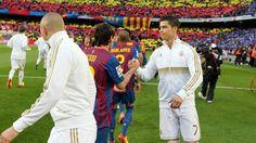 Le premier Classico Real Madrid - FC Barcelone sera le 7 octobre