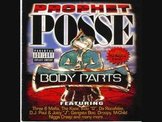 Body Parts. Bullet With Yo Name On It, Notha Nigga Car / Clothers, Bout The South. By: Prophet Posse. Item dimensions: width: height: 45 hundredths-inches. Date of release: Lord Infamous, Triple Six, Project Pat, Three 6 Mafia, Juicy J, Special Guest, Body Parts, Music Songs, Album