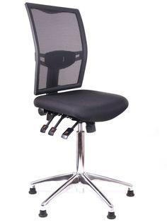 Kassastoel CC hoog netwave rug