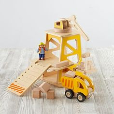 Construction Set  | The Land of Nod