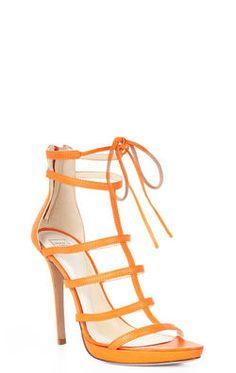 Talor High-Heel Leather Sandal