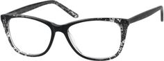 Black Square Glasses 4422021