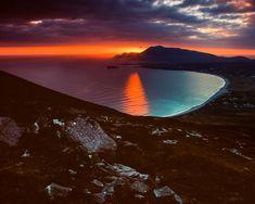 Film Photo By: Rafal Rozalski     Achill Island, Ireland   Mamiya RB67 ProSD, Sekor 50mm f/4.5, Fuji Velvia 50