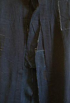 Sri | A Boro Yogi: Hand Spun Indigo Dyed Cotton