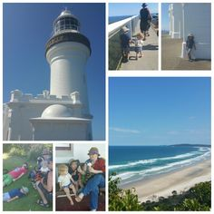 Cape Byron Lighthouse, Byron Bay, New South Wales, October 31, 2015