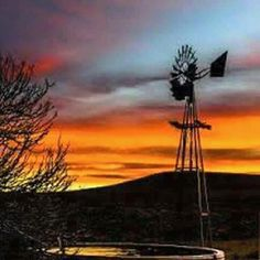 Farm Windmill, Wind Machine, Fight For Your Dreams, Old Windmills, Country Scenes, Smile Face, Outdoor Fun, Landscape Photos, Farm Life