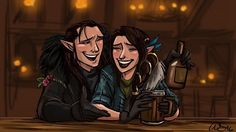 D&D,  Critical Role,  Vax and Vex