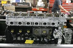 Mechanic shops in Los Angeles outsource their engine remanufacturing work to #ModernEngine because they love our speedy turnaround times! Featured Engine: Lexus LX450 – 96'-97' – 6.0L