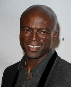 Seal (British singer)...gorgeousss  On the market again!