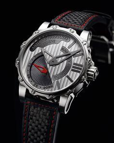 Antoine Preziuso Power Inside Unlimited watch