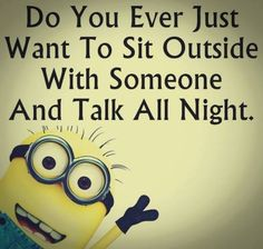 Funny Minions Quotes