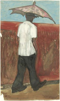 Peter Doig. Study for Lapeyrouse Wall. 2003