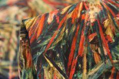Saxby Red - Liberty Of London - Tessuti Fabrics - Online Fabric Store - Cotton, Linen, Silk, Bridal