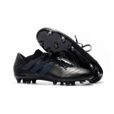 Cheap Adidas Messi Nemeziz FG Mens Soccer Cleat All Black Football Shoes For Sale, Mens Football Boots, Adidas Football, Men's Football, Nike Soccer, Mens Soccer Cleats, Soccer Shoes, Adidas Samba, Yeezy
