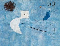 Siesta by Joan Miró