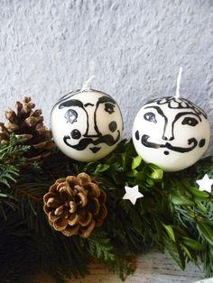 Emil und die großen Schwestern: Adventskranz