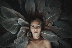 Photographer Alessio Albi captures dramatic portraits of ethereal #women bathed in natural light. #photography #portrait