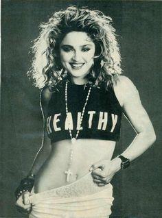 Madonna  1980's