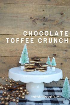 Chocolate Toffee Cru